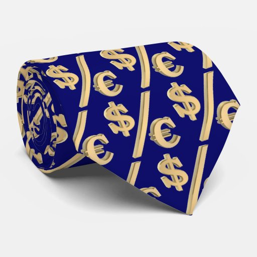 OPUS CHANGEABLE Money diagonal striped Tie
