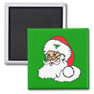 OPUS CHANGEABLE Santa Claus Magnet