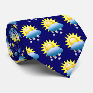 OPUS CHANGEABLE Weather or not? Neck Tie