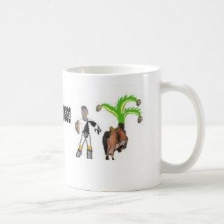 opus dei2, THE OPUS DEI PARADE PANDA HAND Coffee Mugs