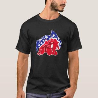OPUS Democrats and Republicans T-Shirt