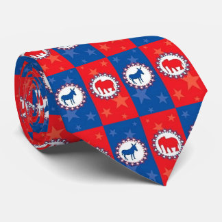 OPUS Democrats and Republicans Tie