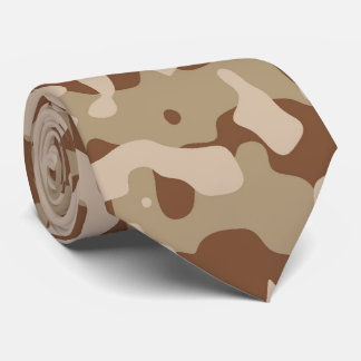 OPUS Desert camouflage Neck Tie