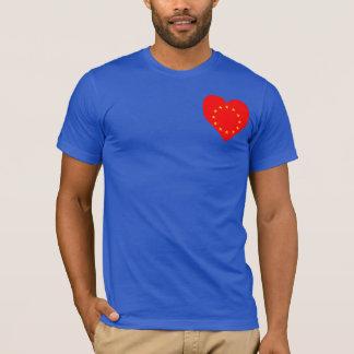 OPUS EU Stars and Heart T-Shirt
