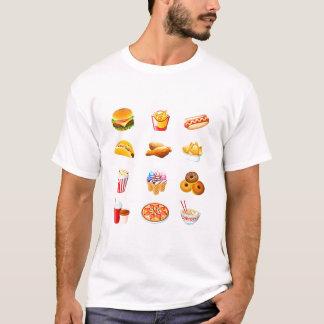 OPUS Fast Food T-Shirt