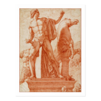 Opus Fidiae by Goltzius Postcard