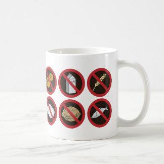 OPUS Food Allergens Mug