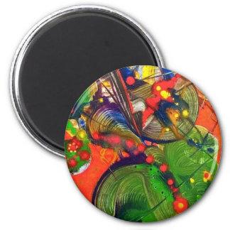 Opus - Fourteen 2 Inch Round Magnet
