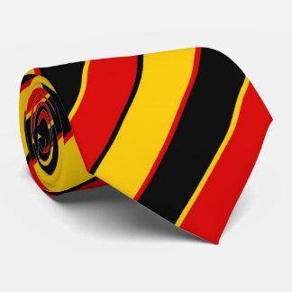 OPUS Germany diagonal striped Neck Tie