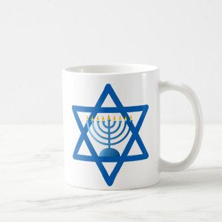 OPUS Hanukkah Mug