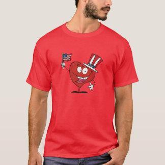 OPUS Happy Valentine's Day, America! T-Shirt