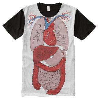 OPUS Human Anatomy All-Over-Print Shirt