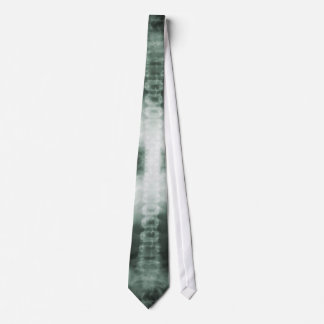 OPUS Human Spine X-Ray Tie
