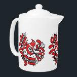 "OPUS Hungarian Bird Teapot<br><div class=""desc"">Hungarian Bird</div>"