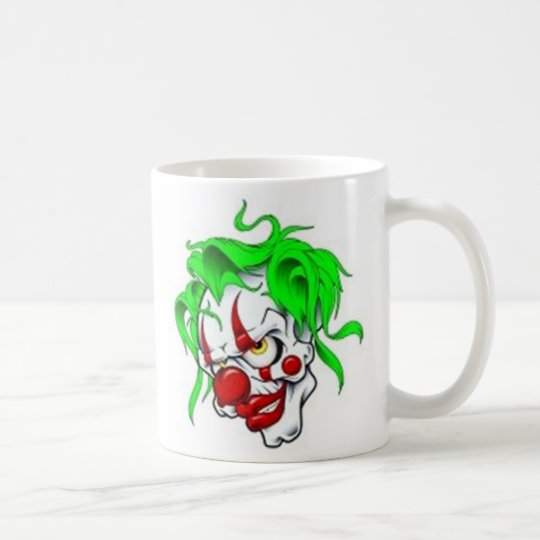 OPUS Hungarian Clown Coffee Mug