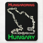 OPUS Hungary Mouse Pad
