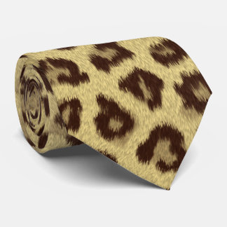 OPUS Jaguar, Leopard, Panther Neck Tie