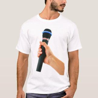OPUS Karaoke Michrophone T-Shirt