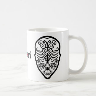 OPUS Maori Face Tattoo Mugs