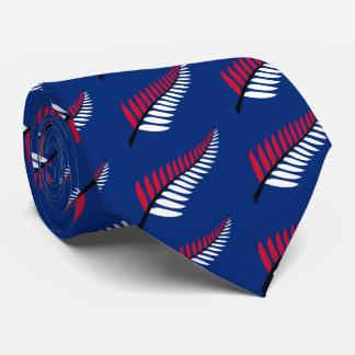 OPUS Maori Fern Neck Tie