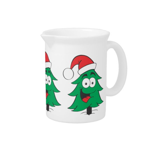 OPUS Merry Christmas Beverage Pitcher