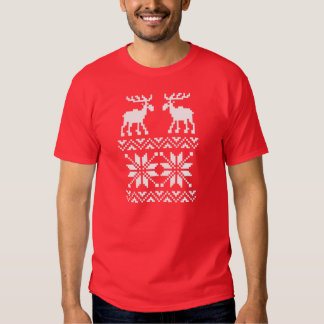 OPUS Merry Moose T Shirts