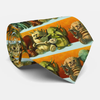 OPUS Monsters - Double Sided Tie