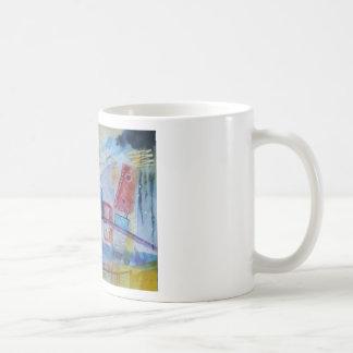 Opus No. 9 Classic White Coffee Mug