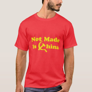 OPUS Not Made in China T-Shirt