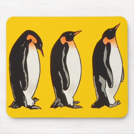 OPUS Penguin Mouse Pad
