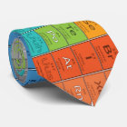 OPUS Periodic Table of the Elements Neck Tie