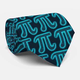 OPUS pi azul Corbatas Personalizadas