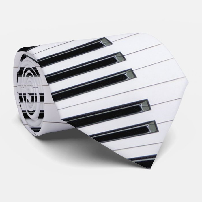 OPUS Piano Keyboard Tie