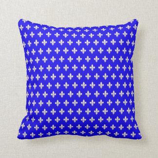 OPUS Queen Blanche Fleur De Lis Pillows