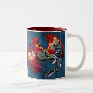 OPUS Rooster - Cock's Blood Mug