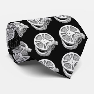 OPUS Silver Film Reel - Double Sided Tie