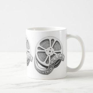 OPUS Silver Film Reel Mug
