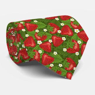 OPUS Strawberries Neck Tie