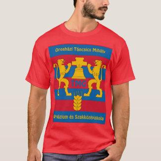 OPUS Táncsics Mihály Gimnázium Póló terve: 3. T-Shirt