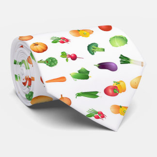 OPUS Vegetables Neck Tie