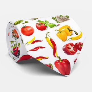 OPUS Vegetables Neck Tie