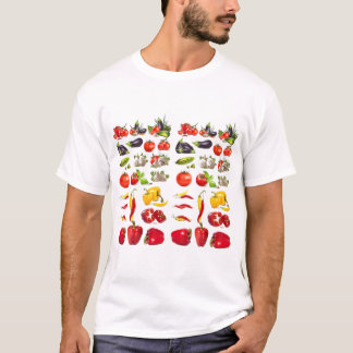 OPUS Vegetables T-Shirt