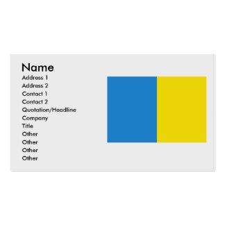 Opwijk, Belgium Business Card