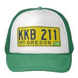 OR74 TRUCKER HAT
