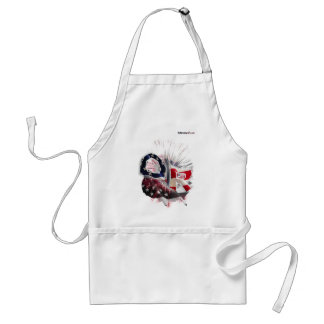 OR ADULT APRON