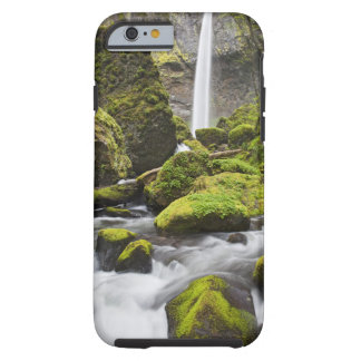 OR, Columbia River Gorge, Elowah Falls and Tough iPhone 6 Case