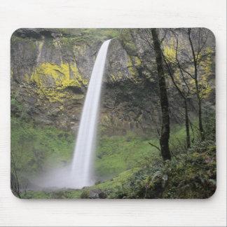 OR, Columbia River Gorge, Elowah Falls, McCord Mouse Pad