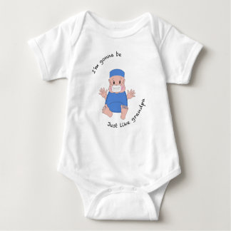 OR grandma Baby Bodysuit