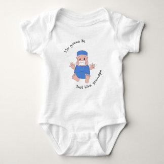 OR grandpa Baby Bodysuit