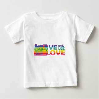 OR Live Let Love Baby T-Shirt